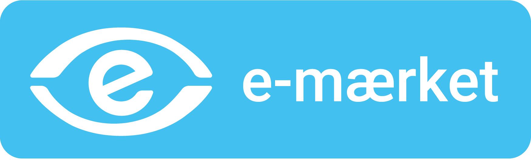 Vi er E-mærket - Din garanti for en sikker E-Handel