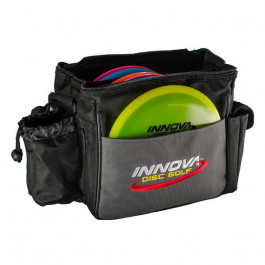 INNOVA Standard Bag - Disc Golf Taske - Sort/grå