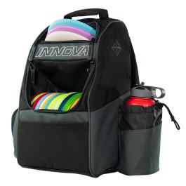 INNOVA Adventure Pack Backpack - Disc Golf Taske - Sort/grå