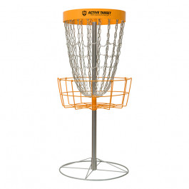 Discmania Active Target - Disc Golf Kurv - Gul