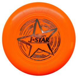 Discraft JuniorStar - Orange - Ultimate Frisbee