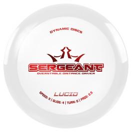 Dynamic Discs Lucid Sergeant