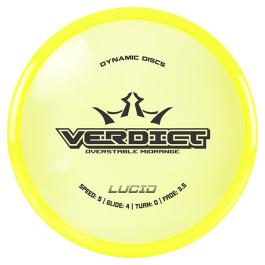 Dynamic Discs Lucid Verdict