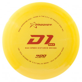 Prodigy Disc 400 Series D1 Max