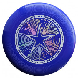 Discraft UltraStar - Dark Blue - Ultimate Frisbee