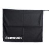 Discmania Disc Golf Håndklæde - Sort