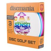 Discmania Active Disc Golf Begynderpakke