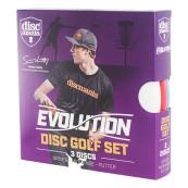 Discmania Evolution Disc Golf Begynderpakke