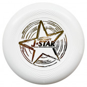 Discraft JuniorStar - White - Ultimate Frisbee