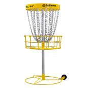 Latitude 64° ProBasket Trainer - Disc Golf Kurv - Gul
