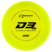 Prodigy Disc 400 Series D3 Max