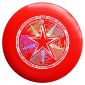 Discraft UltraStar - Bright Red - Ultimate Frisbee