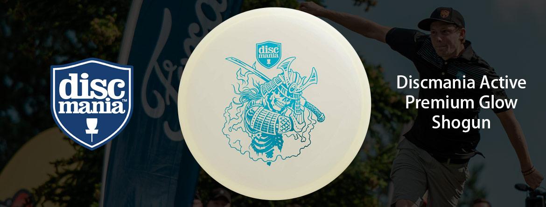 Discmania Active Premium Glow Shogun