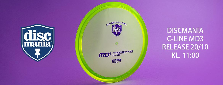 Discmania C-Line MD3