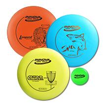 INNOVA Disc Golf Begyndersæt #2