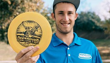 Ricky Wysocki Disc Golf